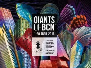 Giants of BCN @ the Convent