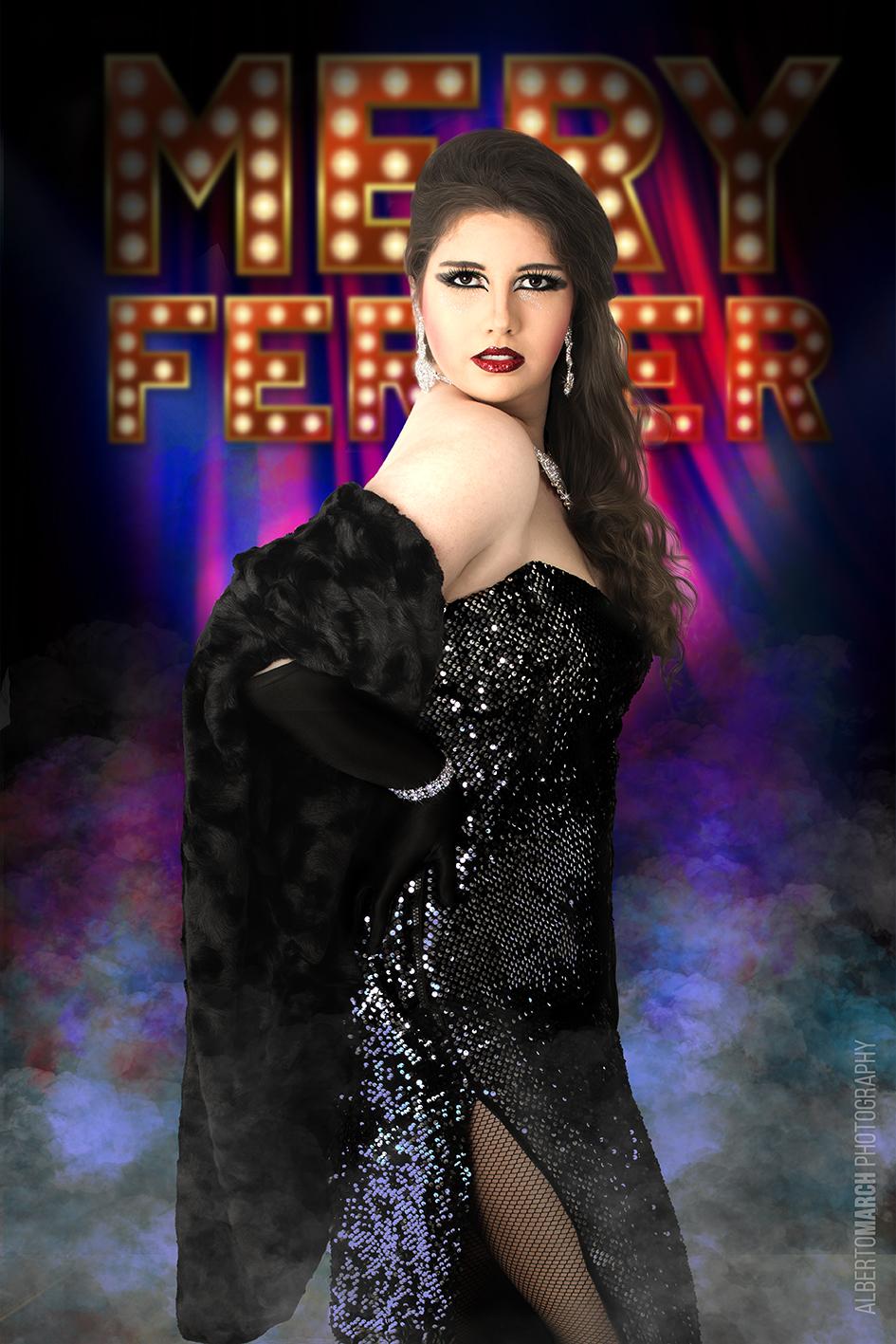 Burlesque Mary Ferrer