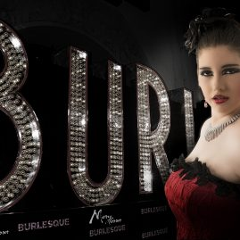 Burlesque with Mery Ferrer
