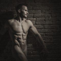 Artistic Male Nude_Oscar Corral